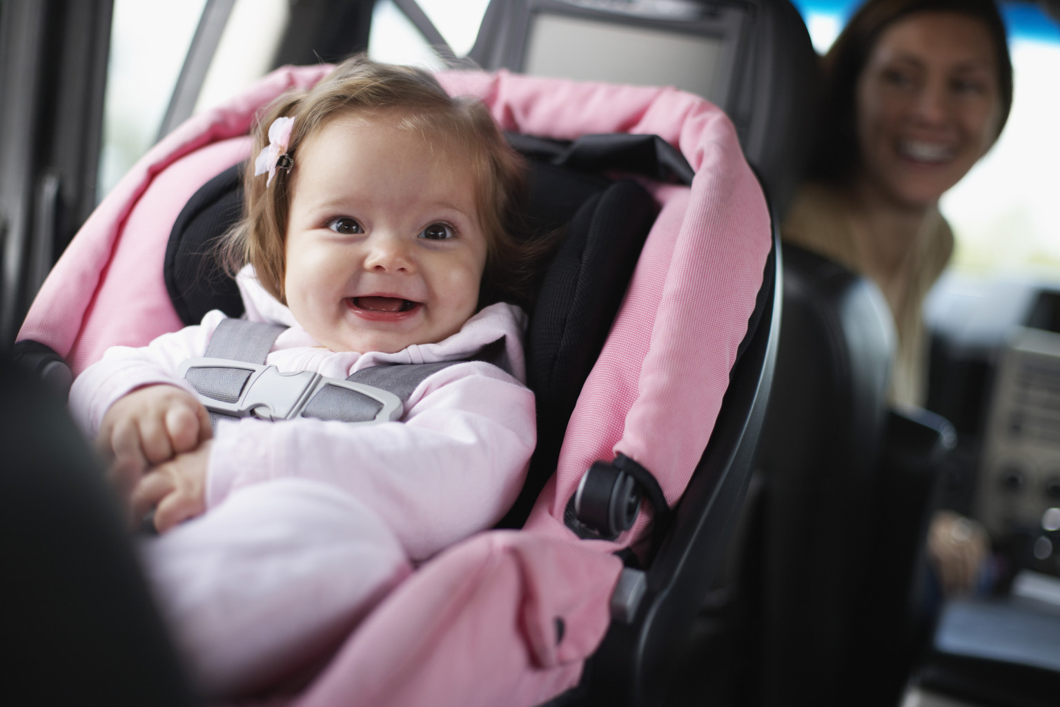 Transportation Services for Kids | Airport Limo Car Seat