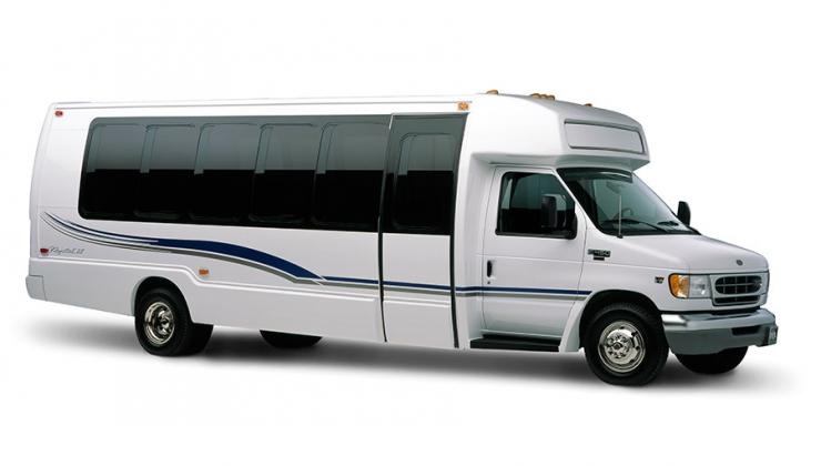Mini Coach bus