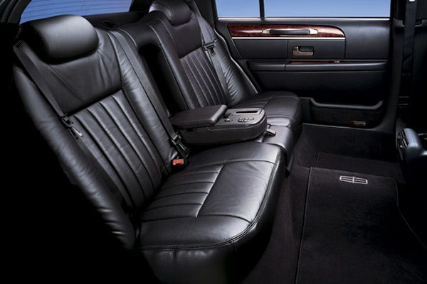 Lincoln-sedan